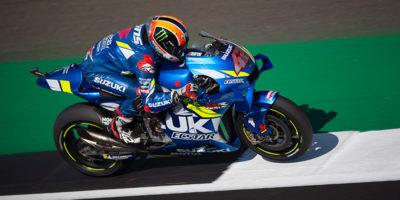 Alex Rins ha vinto il Gran Premio di MotoGP della Gran Bretagna