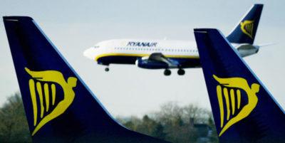 Il 22 e 23 agosto ci sarà uno sciopero di Ryanair