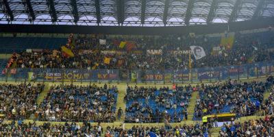 Sei settori dello stadio Meazza di Milano verranno chiusi a scopo precauzionale