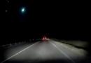 Il video della grande scia luminosa che si è vista nel cielo della Sardegna