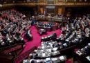 La diretta streaming del voto al Senato