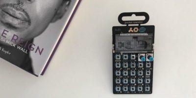 Un sintetizzatore che sta in tasca