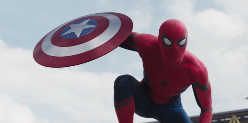 Spider-Man does not appear in the next Marvel movies