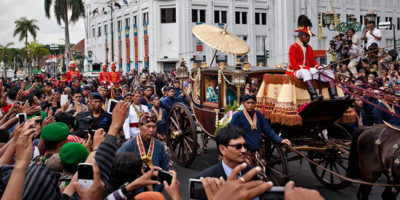 Ci sarà una sultana, a Yogyakarta?