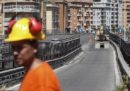Sono iniziati i lavori di smantellamento di un tratto della Tangenziale Est a Roma