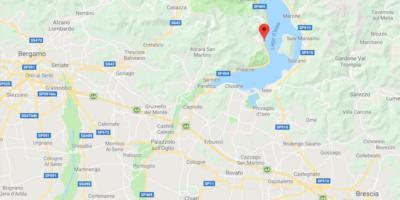 Due fratelli di 17 e 18 anni sono annegati nel lago d'Iseo