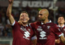 Il Torino ha battuto 5-0 lo Shakhtyor Soligorsk nei preliminari di Europa League