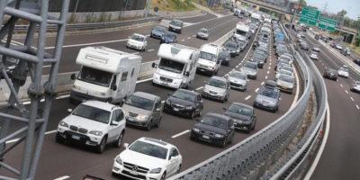 Autostrade. Per il controesodo di Ferragosto ritornano in funzione i Tutor