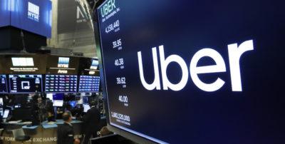 Uber ha perso più di 5 miliardi di dollari nell'ultimo trimestre