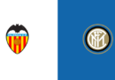 Valencia-Inter in TV e in streaming