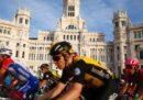 La Vuelta di Spagna in diretta TV e in streaming
