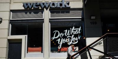 Cos'è WeWork