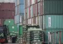 Ad agosto le esportazioni della Cina sono diminuite dell'1 per cento su base annua