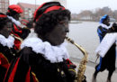 La tradizionale parata di San Nicola organizzata dalla TV statale dei Paesi Bassi non avrà più attori con la faccia dipinta di nero