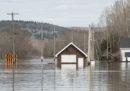 L'approccio del Canada con chi ha perso la casa per via delle alluvioni