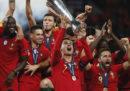 Il Portogallo nel calcio sta vincendo qualsiasi cosa
