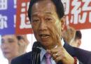 Terry Gou, fondatore di Foxconn, ha annunciato il ritiro della sua candidatura alla presidenza di Taiwan
