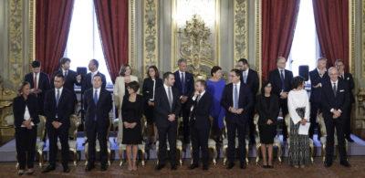 Le foto del giuramento del secondo governo Conte