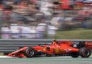 Charles Leclerc partirà in pole position con la Ferrari nel Gran Premio d'Italia