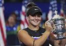 Bianca Andreescu ha vinto gli US Open di tennis, battendo in finale Serena Williams
