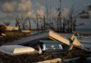 Alle Bahamas ci sono 1.300 persone disperse a causa dell'uragano Dorian