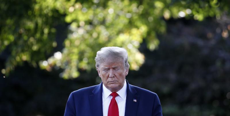 La promessa che Trump non avrebbe dovuto fare