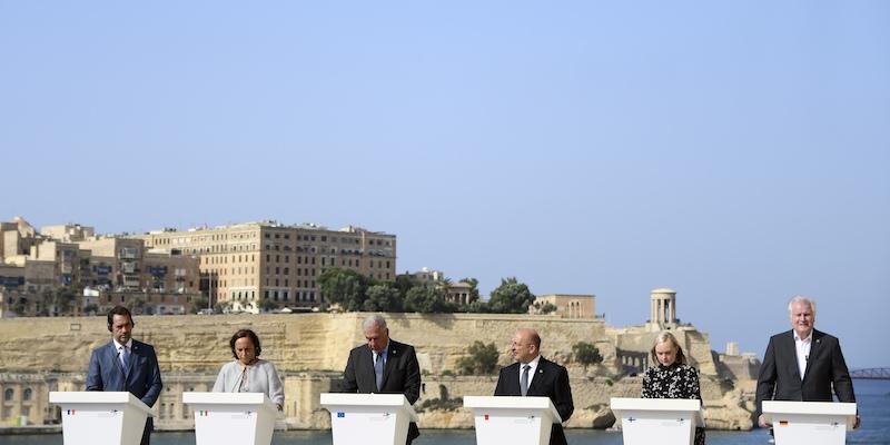 Migranti, vertice Malta: Salvini e Di Maio contro Lamorgese