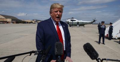 Usa: Trump vuole incontrare informatore su scandalo Ucraina