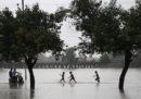 Almeno 120 morti in India per il monsone