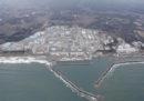 Il ministro dell'Ambiente giapponese ha detto che sarà necessario riversare nell'oceano l'acqua contaminata di Fukushima