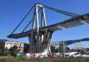 Sono state emesse nove misure cautelari nei confronti di alcune persone coinvolte nelle indagini sul crollo del Ponte Morandi