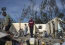 Alle Bahamas ci sono 70mila sfollati