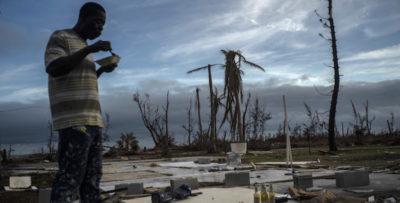 Fotografie dalle Bahamas, non quelle a cui siamo abituati