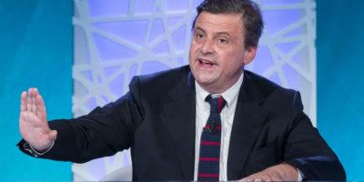Calenda dice che non andrà con Renzi