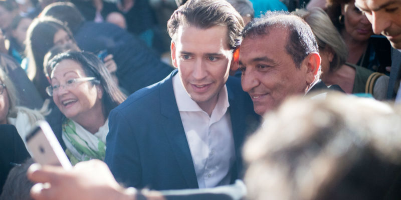 In Austria Sebastian Kurz ha vinto (di nuovo) le elezioni