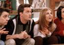 """Ci sono delle sorprese su Google per l'anniversario di """"Friends"""""""
