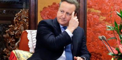 David Cameron pensa al referendum su Brexit «ogni giorno»