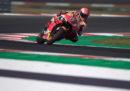 L'ordine di arrivo del Gran Premio di San Marino di MotoGP