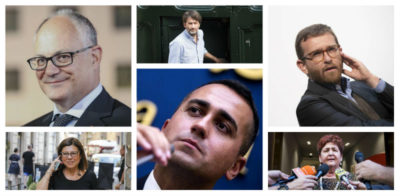 Chi sono i ministri del nuovo governo Conte