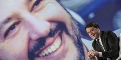Il confronto televisivo tra Matteo Renzi e Matteo Salvini sarà il 15 ottobre, in seconda serata su Rai 1