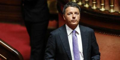 Renzi se ne va dal PD?