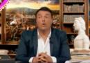 """Il video """"deepfake"""" di Matteo Renzi trasmesso da """"Striscia la notizia"""""""