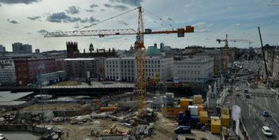Il palazzo di Berlino che sono tre palazzi