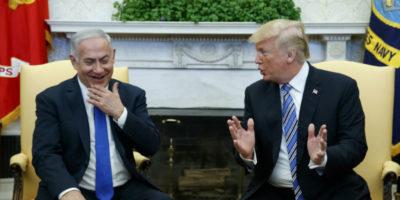 Sembra che Israele spiasse Trump