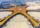 Le foto del nuovo enorme aeroporto di Pechino