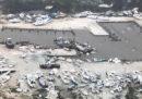 L'uragano Dorian ha devastato le Bahamas