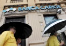 Banca Carige chiuderà 45 filiali in Italia entro fine anno