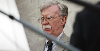 Cosa significa il licenziamento di John Bolton