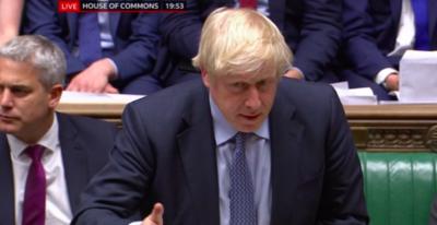 """La Camera dei Comuni britannica ha approvato la legge per impedire il """"no deal"""""""