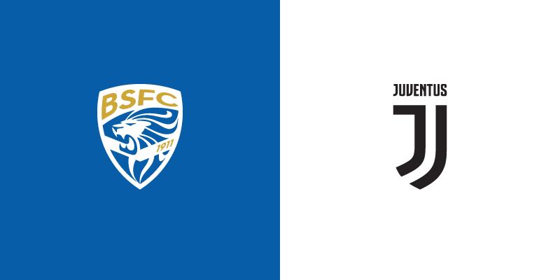Brescia-Juventus in diretta TV e in streaming